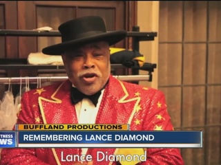 Lance Diamond movie set to premiere July 20