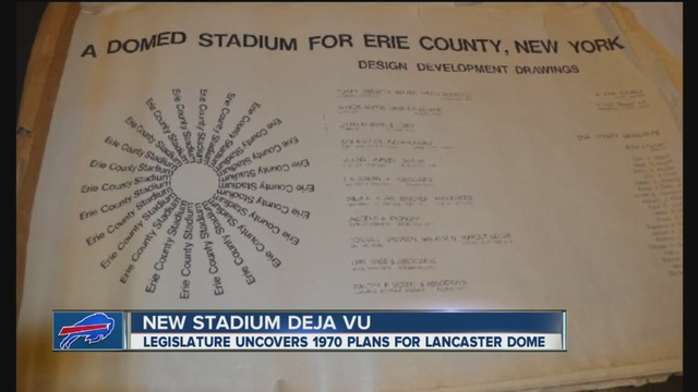 1970 plans called for domed stadium in lancaster wkbw buffalo ny 1970 plans called for domed stadium in lancaster malvernweather Choice Image
