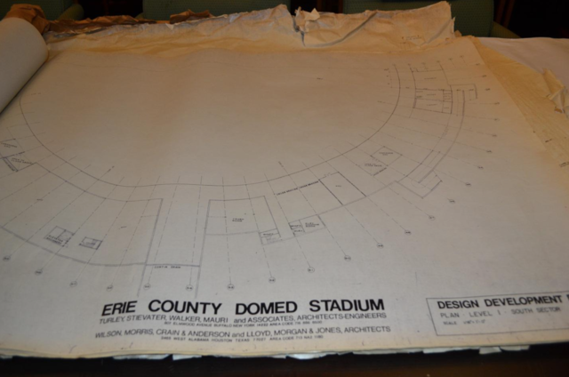 1970 plans called for domed stadium in lancaster wkbw buffalo ny 1970 plans called for domed stadium in lancaster malvernweather Gallery