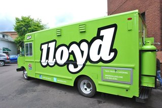 Use Uber to bring the Lloyd Taco Truck to you