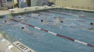 Roy-Hart boys swimming team hasn't lost since 06