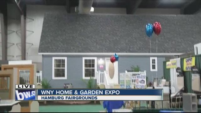 Home Garden Expo Provides Greenery Buffalo Ny