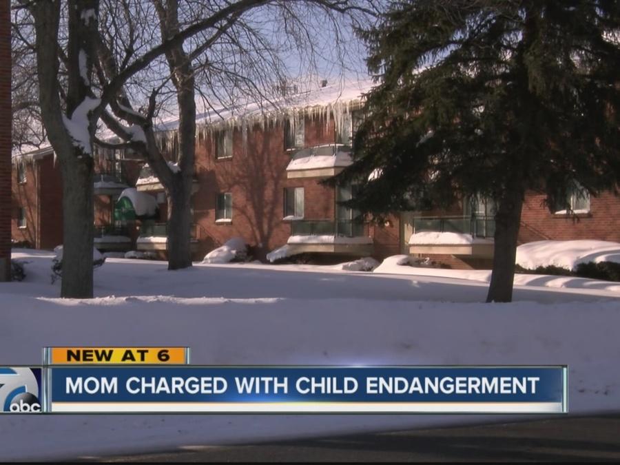 Mom Accused Of Leaving 5 Year Old Son Alone All Night   WKBW.com Buffalo, NY
