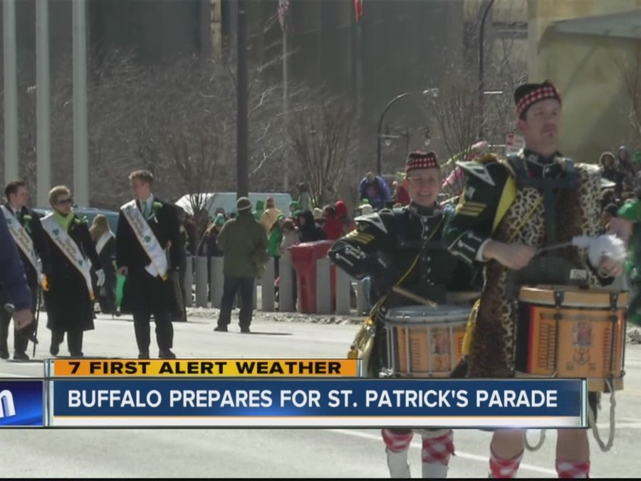 st  patrick u0026 39 s day weather history in buffalo