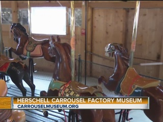 Herschell Carrousel Museum seeking volunteers