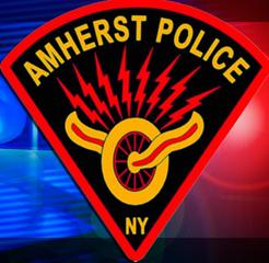 Amherst police looking for suspicious suspect
