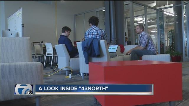 Look Inside: 43North Office Promotes Creativity   WKBW.com Buffalo, NY