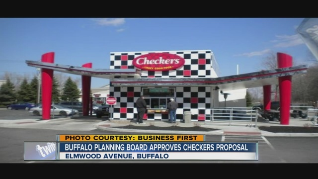 Checkers Drive In Coming To North Buffalo