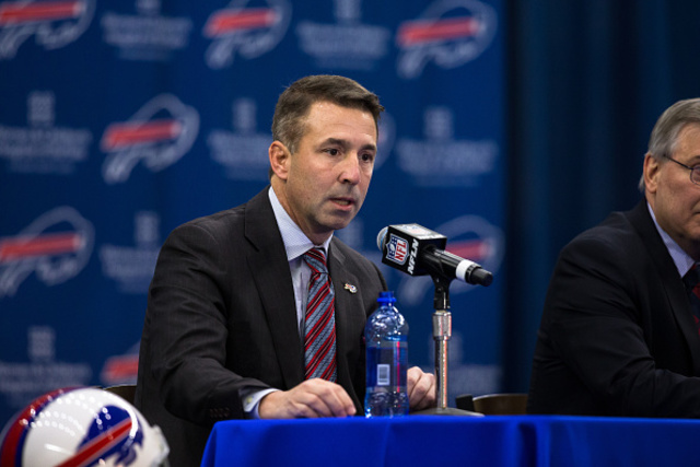 Russ Brandon Resigns From The Buffalo Bills And Sabres