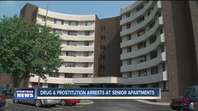 Drug, Prostitution Arrests At Senior Housing Complex   WKBW.com Buffalo, NY