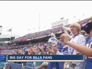 Chiefs to end tailgating at kickoff; Bills won't