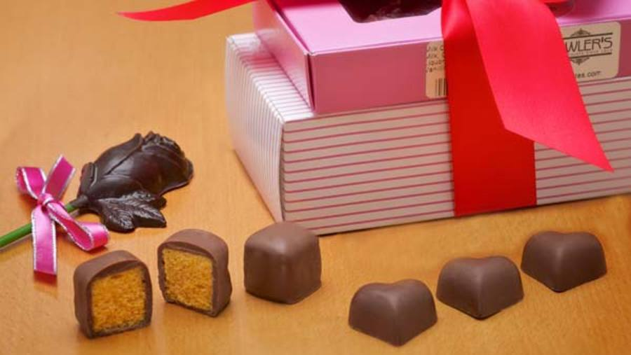 buffalo celebrates national sponge candy day