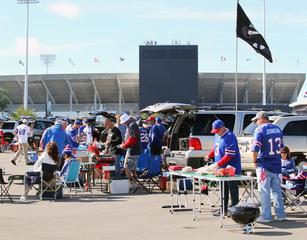 Will the weather get a 'W' at One Bills Drive
