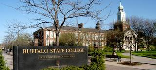 On campus housing shortage at Buff State