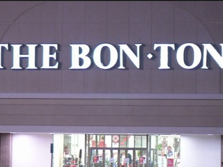 Bon-Ton stores to close by August 31st