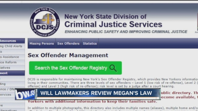 Sexual offender registry ny state