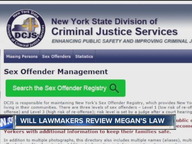 New york state sex offender website