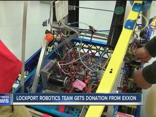 LHS robotics team gets boost from Exxon & Yahoo