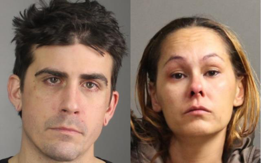 two arrested in clarence on prostitution