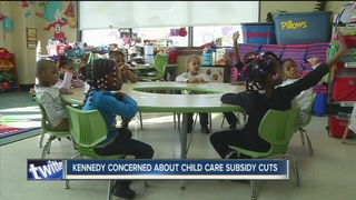 Child care subsidies at risk of losing millions