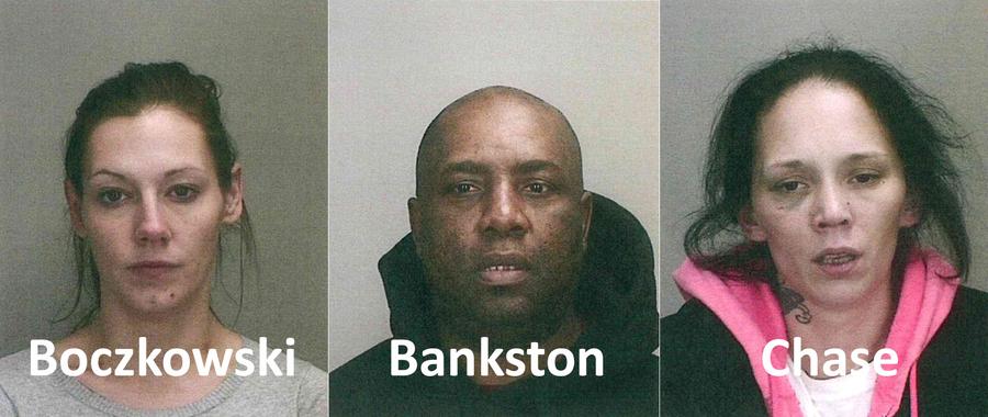 three arrests made in west seneca drug bust