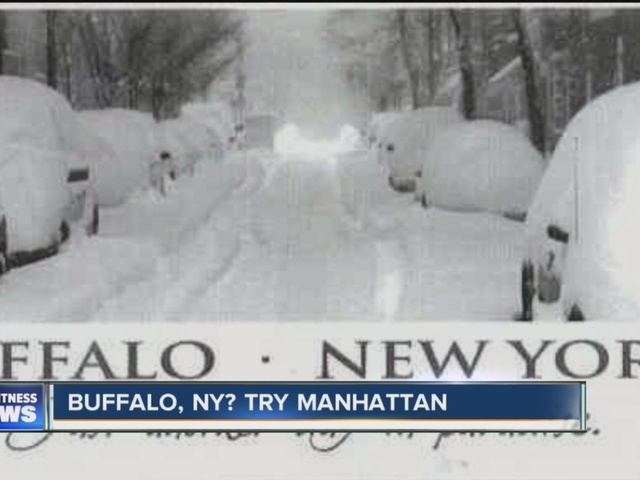 this popular photo is not of buffalo  new york