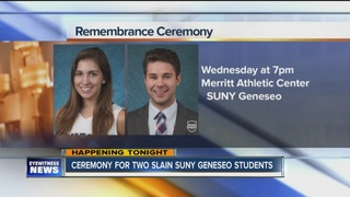 Ceremony held to remember Geneseo victims