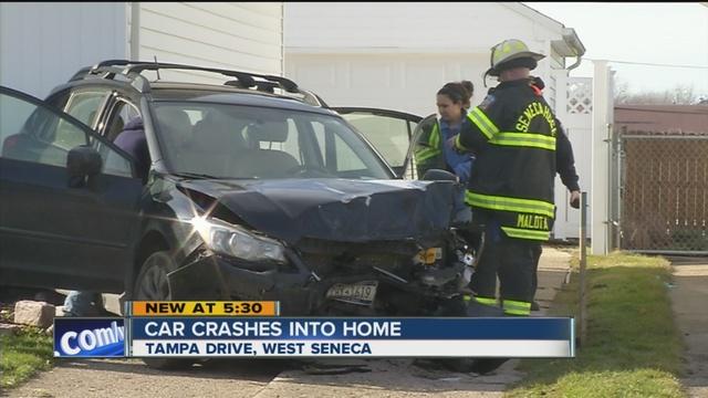 West Seneca Car Show
