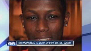 Atty: Student in frat death