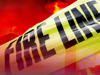 Olean police looking for fire bug