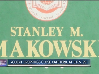 Cafeteria passes inspection, reopens Tuesday