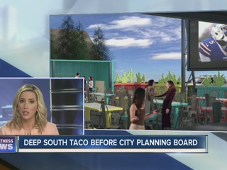 Deep South Taco receives planning board approval