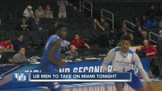 UB men's basketball prepares for NCAA Tournament