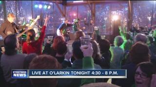 Live at O'Larkin is back again