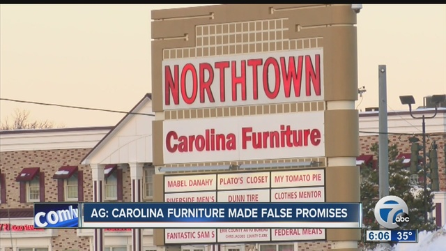 Furniture Store Slapped With Hefty Fine For False Advertising
