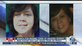Missing woman in Town of Niagara found, is safe