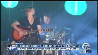 Goo Goo Dolls to headline Buffalo concert