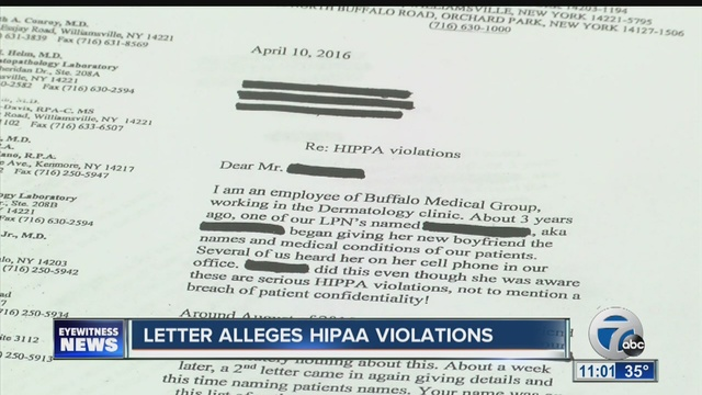 hipaa information articles