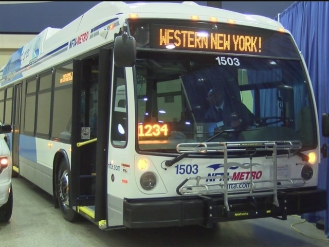 Metro Bus Service Coming To New Walmart Wkbw Com Buffalo Ny