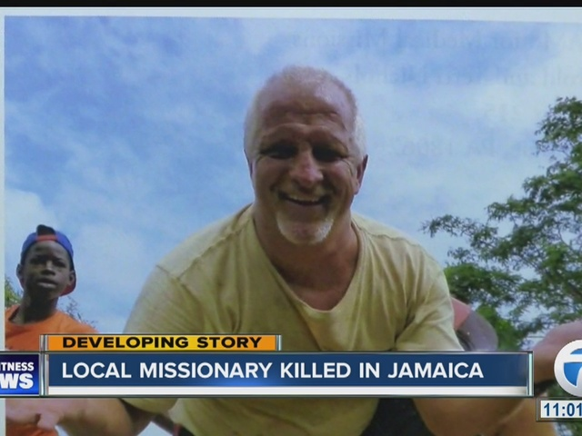 missionary from wny beaten  killed in jamaica