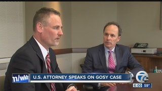 Feds respond to complaints about Dr. Gosy crisis