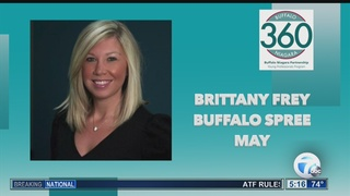 BN360 Profile: Brittany Frey from Buffalo Spree