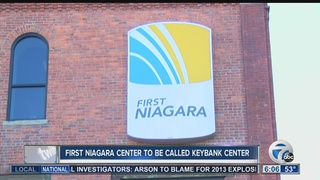 First Niagara Center to be renamed