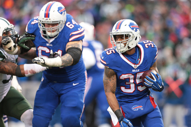 Richie Incognito chose to troll the Bills this offseason