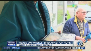 Meals on Wheels holds