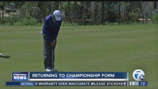 Reichert continues links domination