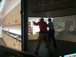 Active shooter drill at Daemen, Tuesday