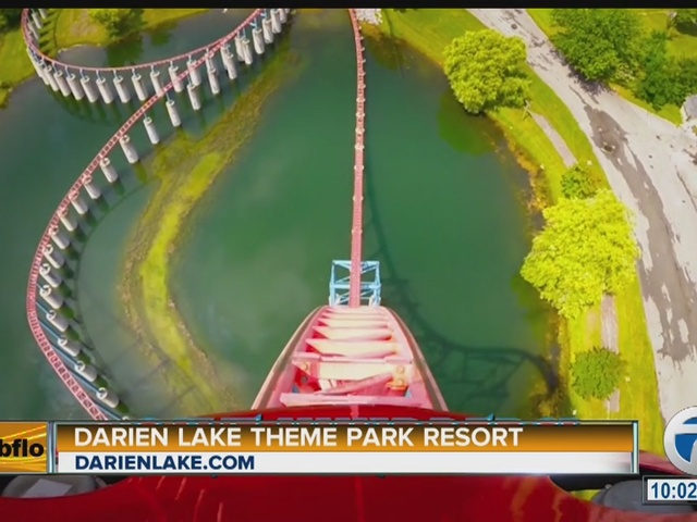 two for one  buy a concert ticket at darien lake  get free