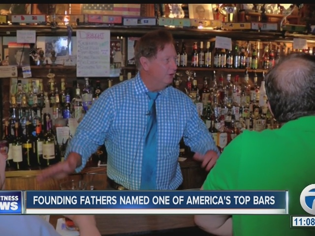 founding fathers named one of america u0026 39 s top bars