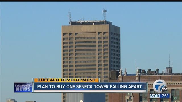 one seneca tower contract  u0026quot expires  u0026quot  deal stalls